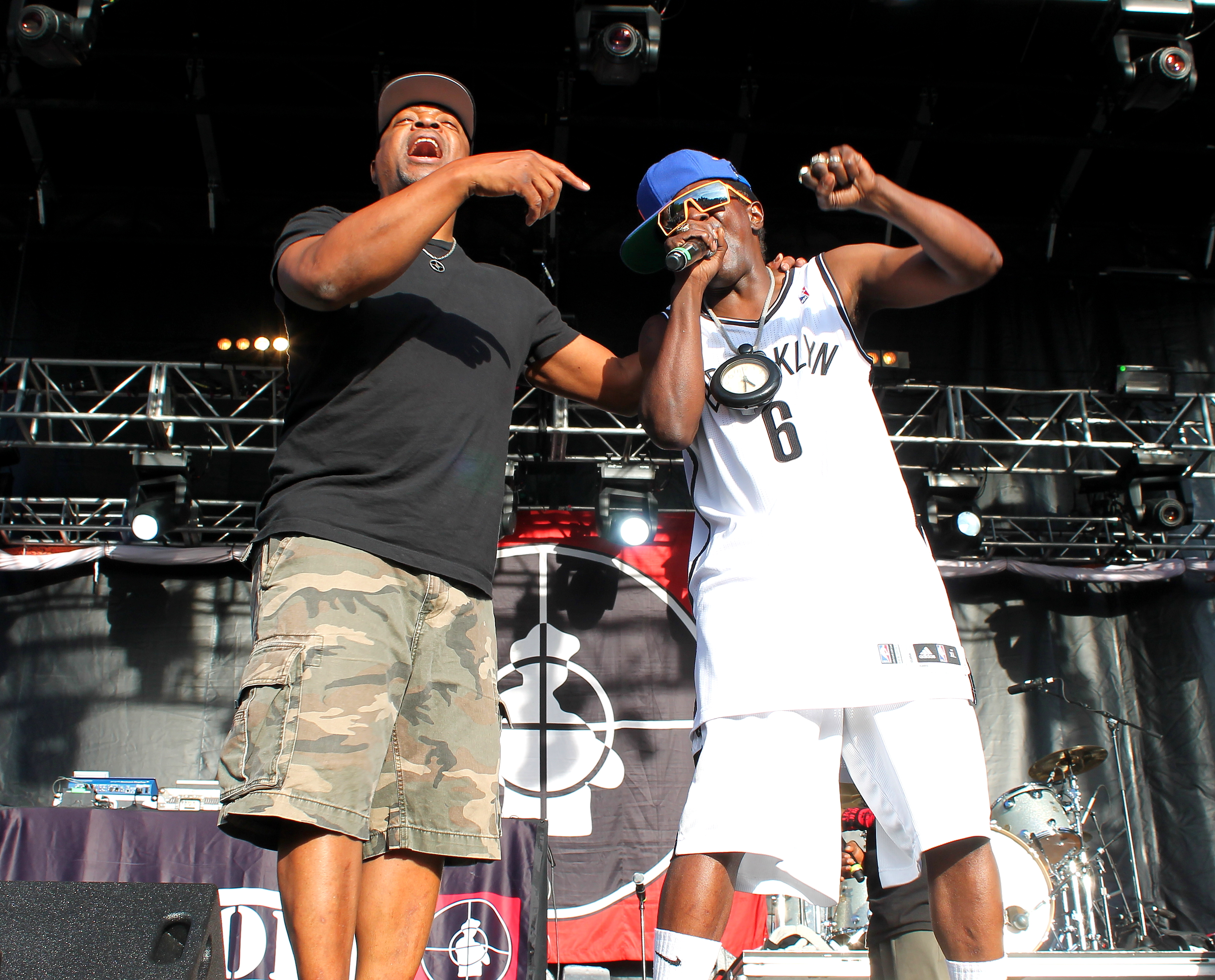 Flavor Flav, Chuck D At Odds; Flav Suing For Unpaid Royalties