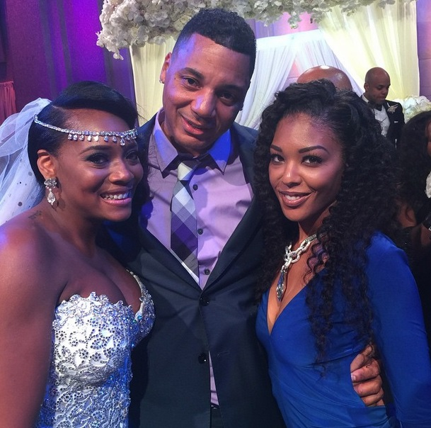 Yandy smith mother and father
