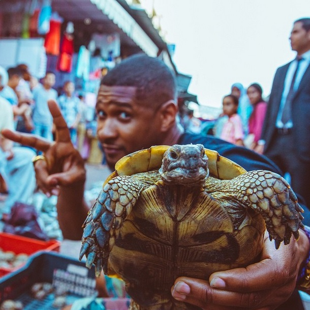 Usher-Turtle-gets-down-in-morocco-0604-1