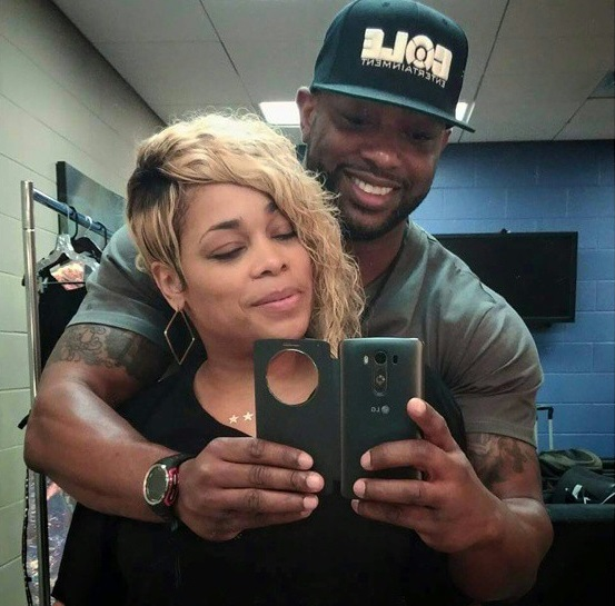 who is t boz dating