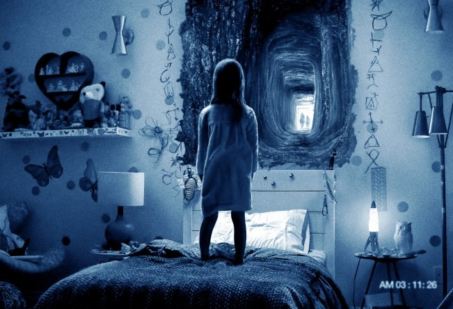 Paranormal Activity The Ghost Dimension movie poster