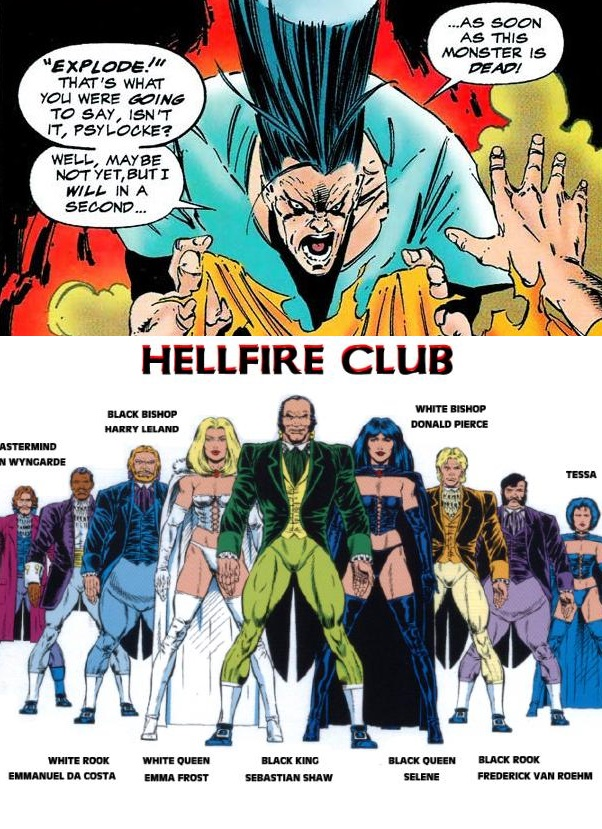 Two X-Men Dramas Legion And Hellfire In Works For TV-1014-1