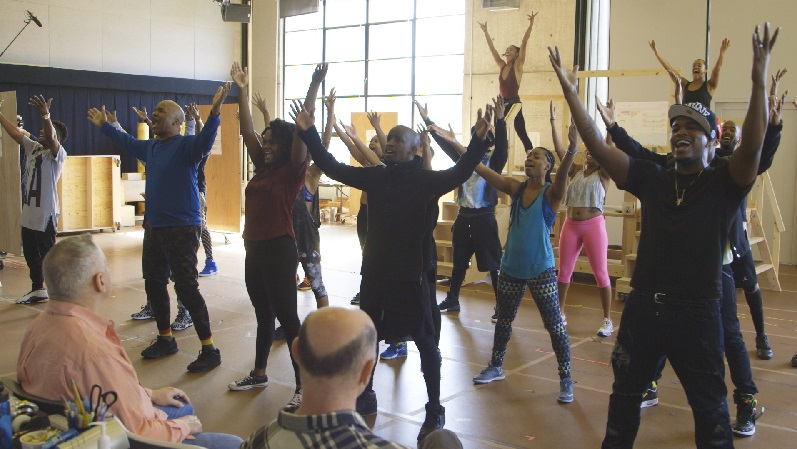 Cast Rehearsal- The Making of The Wiz Live-1124-1