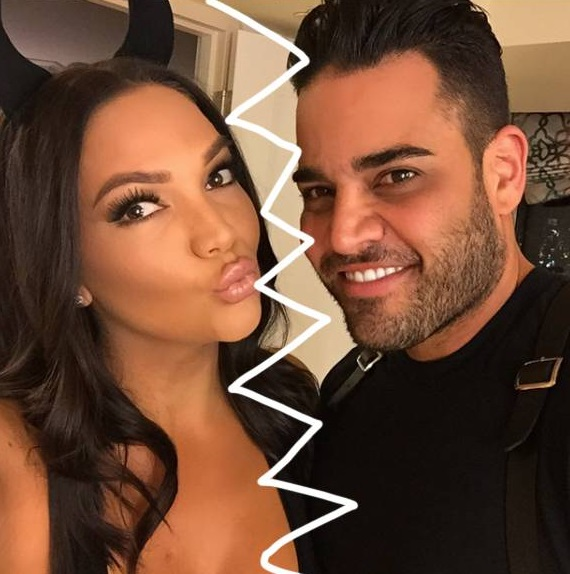 Mike Shouhed Shahs of Sunset gets dumped by his wife Jessica Parido after eight months of marriage. Mike apparently cheated