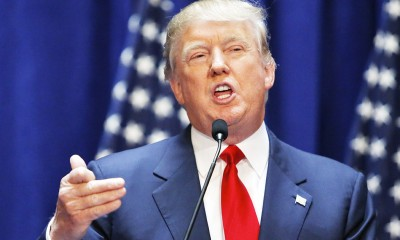 Donald trump calls for US ban on muslims