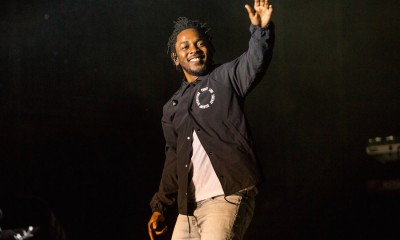 Kendrick Lamar leads with 11 Grammy Nominations for the 58th Annual Grammy Awards