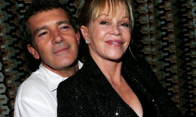 Melanie Griffith Getting 65K A Month From Antonio Banderas