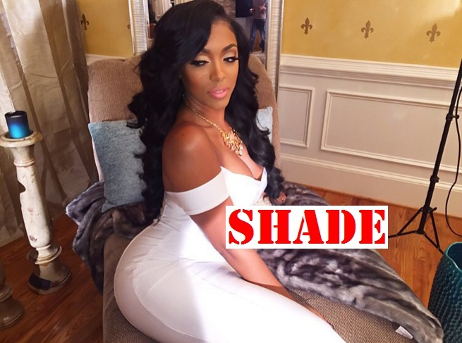Porsha Williams Calls Kenya Moore Toxic