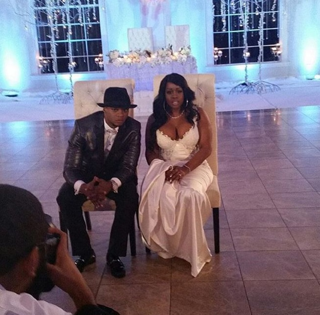Remy Gets Dream Wedding To Papoose