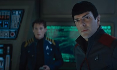 the first look trailer of Star Trek Beyond from Paramount Pictures