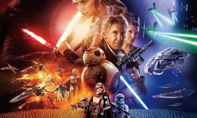Star Wars Chinese Poster Reveal and still no Luke Skywalker
