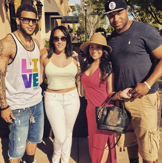 Natalie Nunn Husband Jacob Payne Traffic Club
