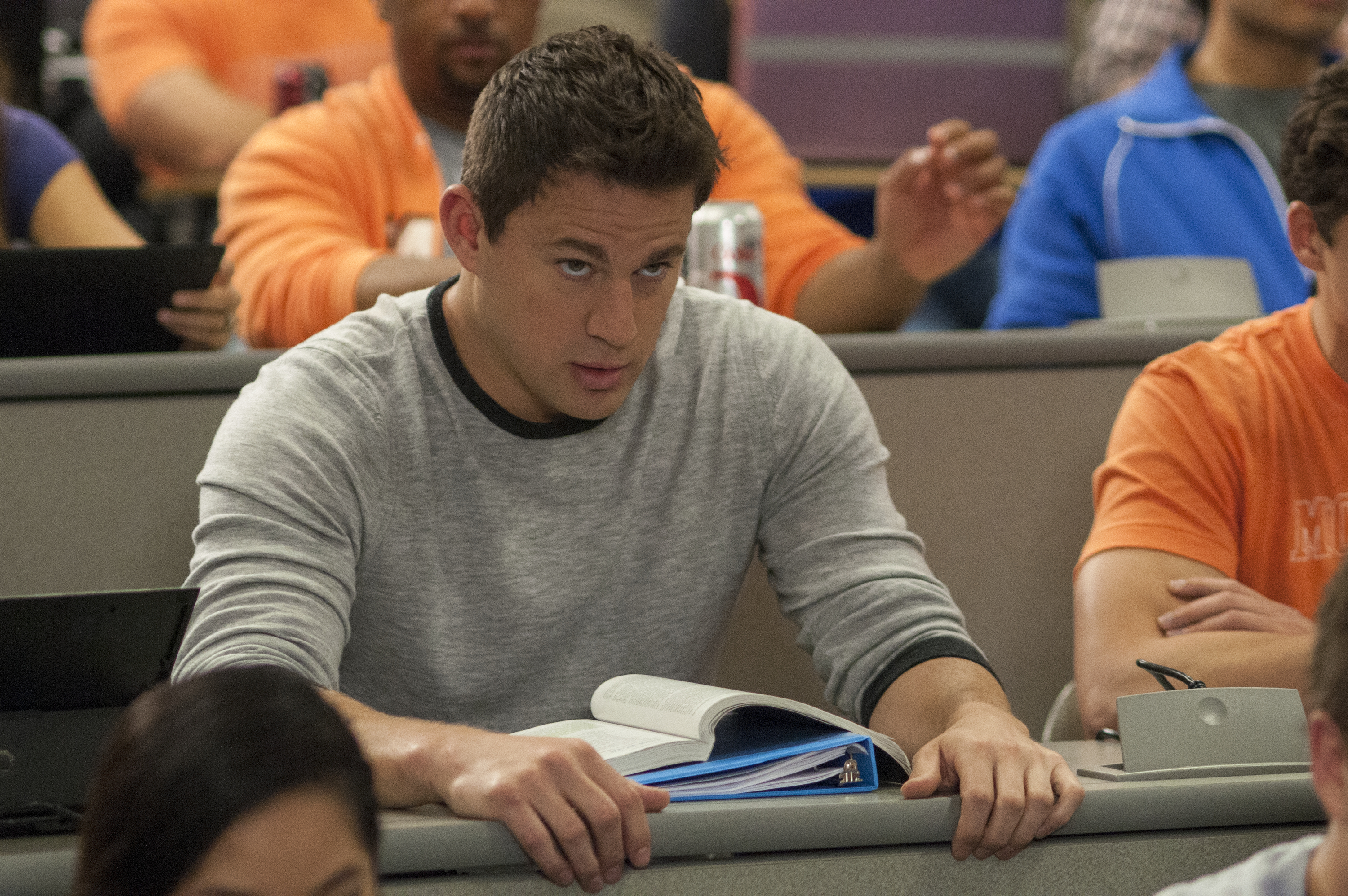"Channing Tatum stars in Columbia Pictures' ""22 Jump Street,"" also starring Jonah Hill."