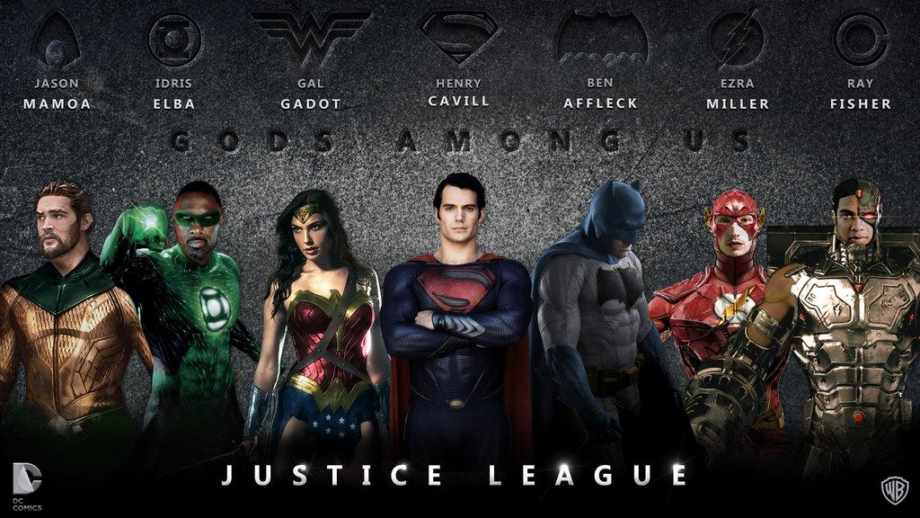 Justice League Part One-1