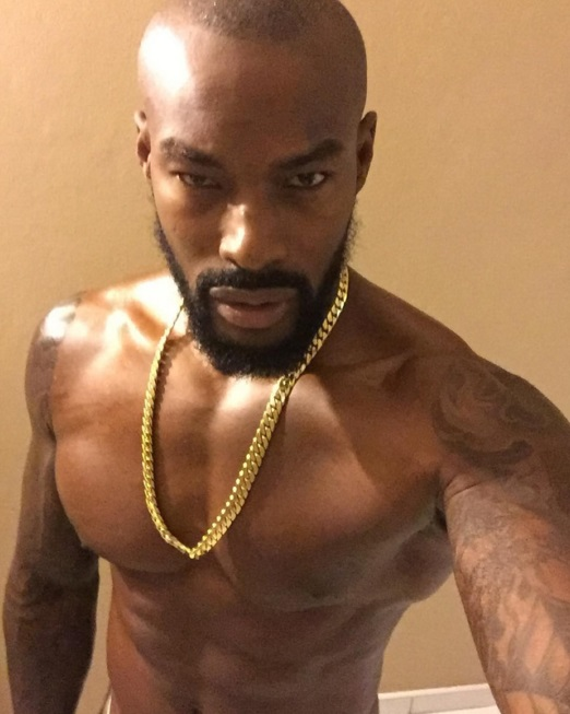 tyson beckford father