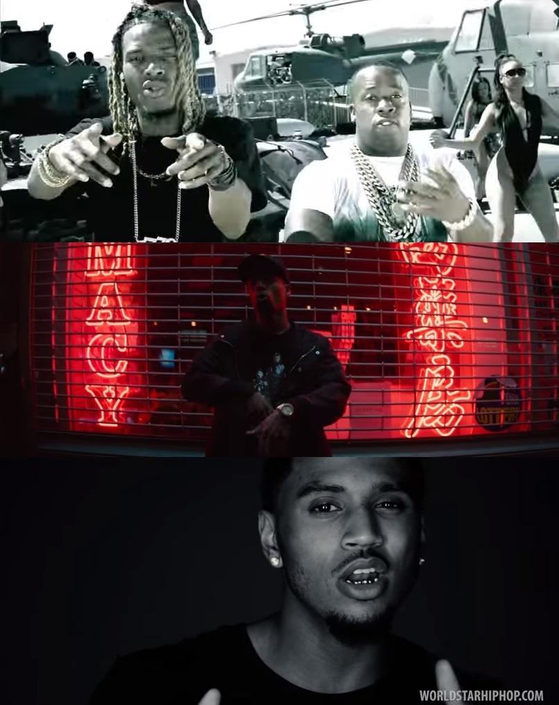 SIC VIDS: Rockie Fresh - Trey Songz - Yo Gotti