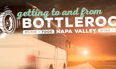 BottleRock Napa Parking Information