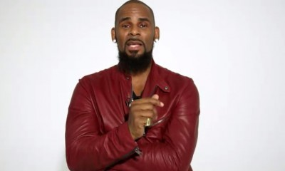 R Kelly Admits He Was Secretly In Love With His Mom
