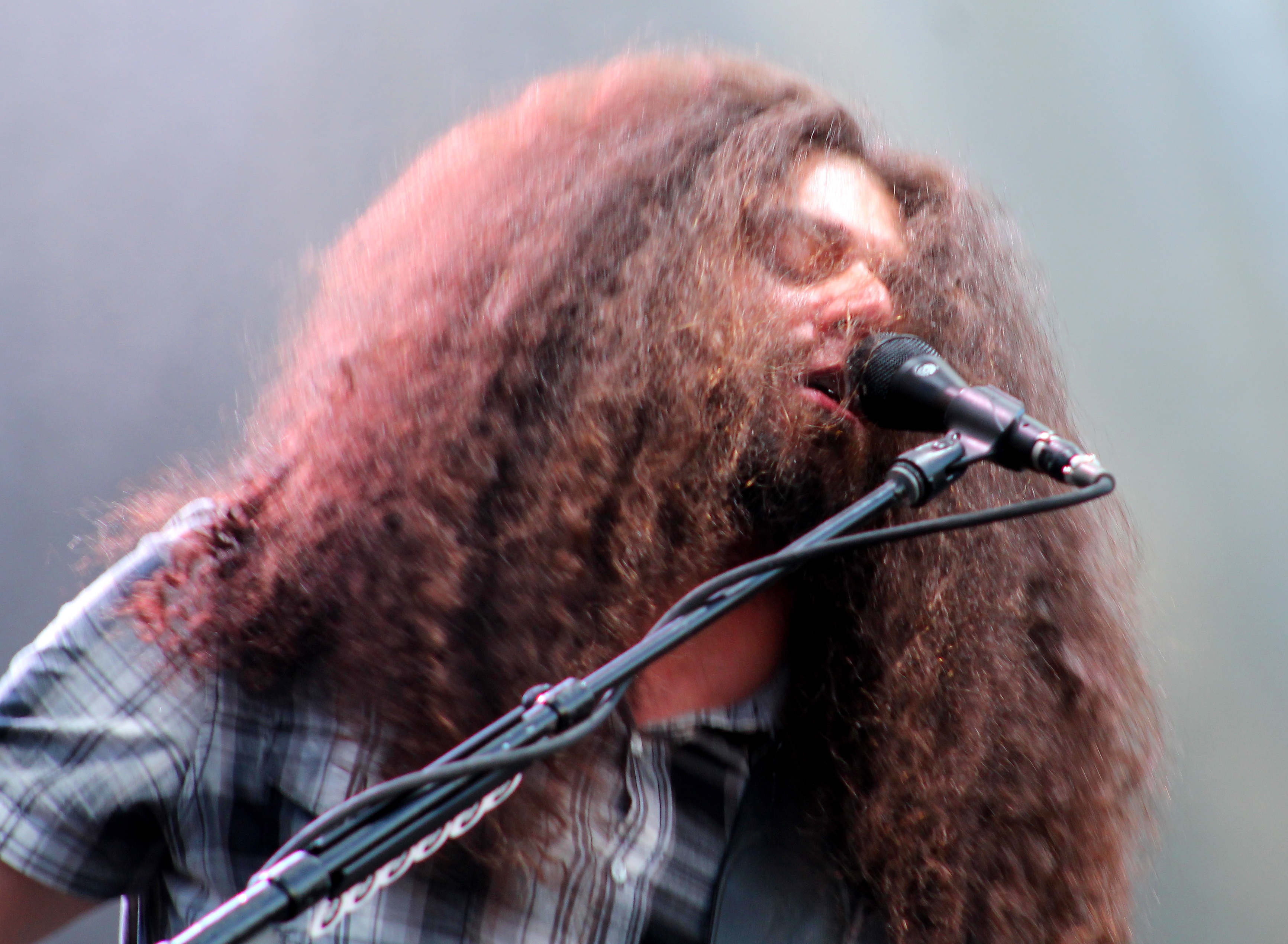 Aftershock Day 2 Coheed and Cambria