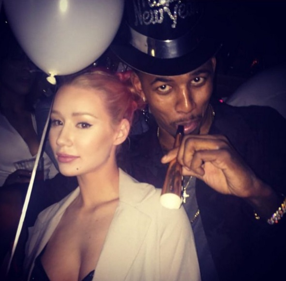 Iggy Azalea Is Happy D'Angelo Russell Snitched