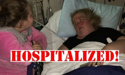 Mama June remains Hospitalized