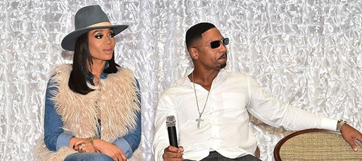 Stevie J And Mimi Faust