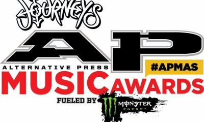 the 2016 Journeys Alternative Press Music Awards