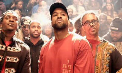 "Kanye West's ""The Life Of Pablo"" On Spotify and iTunes"