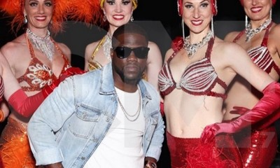 Kevin Hart Done With Stand-up Comedy