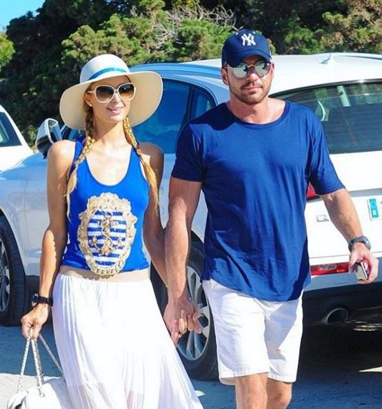Paris Hilton and Thomas Gross Split