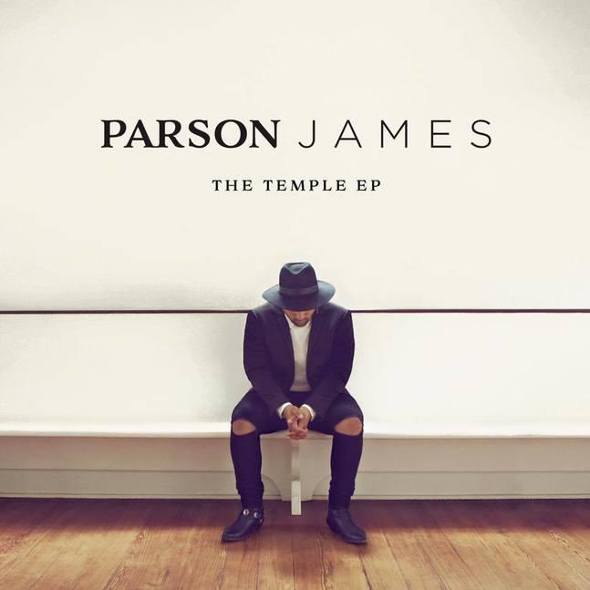 """Parson James new hit single """"Temple"""""""
