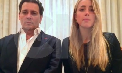 Watch Johnny Depp and Amber Heard Totally Uncomfortable Apology