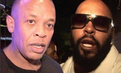 Suge Knight Trying Pin Shooting on Dr Dre