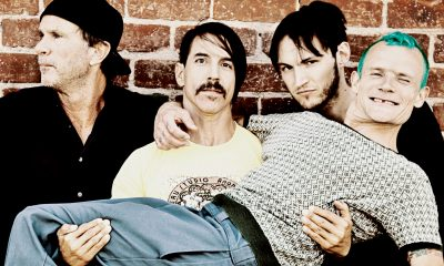 Red Hot Chili Peppers Issue Update on Anthony Kiedis