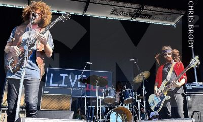 Wolfmother Chris Brody
