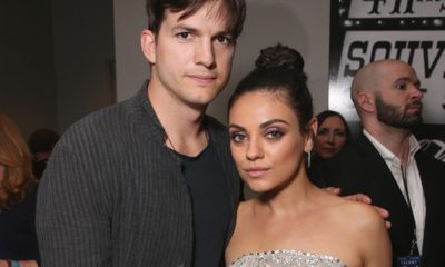 Ashton Kutcher + Mila Kunis Expecting Second Child