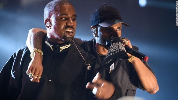 Kanye West Pop Up