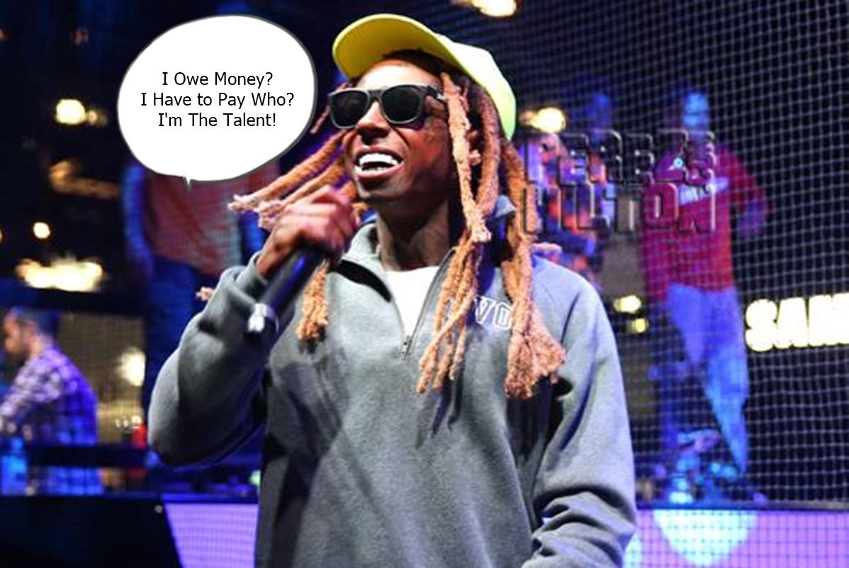 Lil Wayne SUED By AMEX