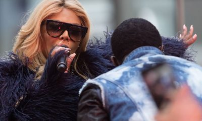 Is Lil Kim + Puff Daddy Fighting on Tour