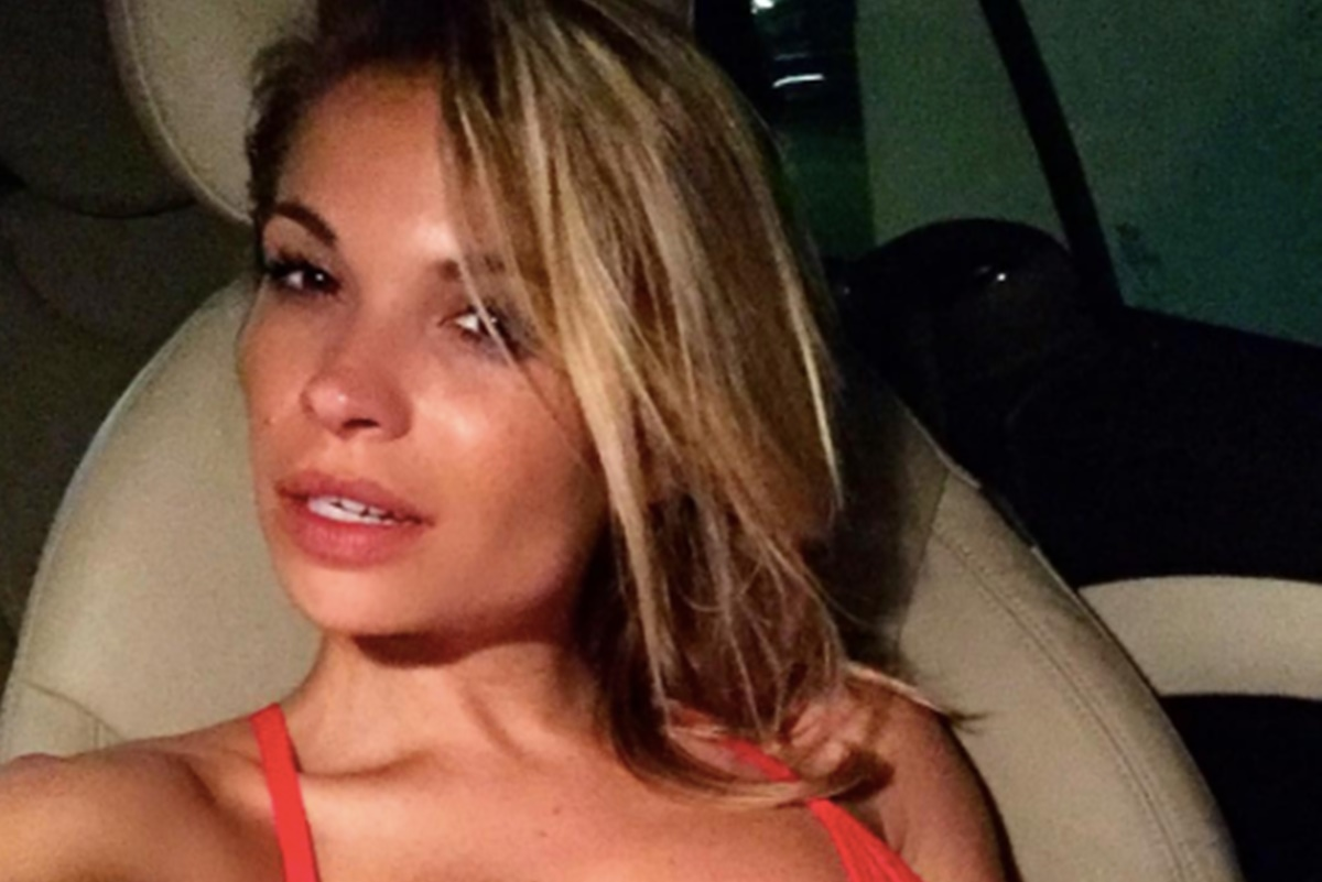 Dani Mathers 86'd By Gym + Out of Work