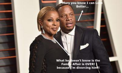 Mary J Blige divorce