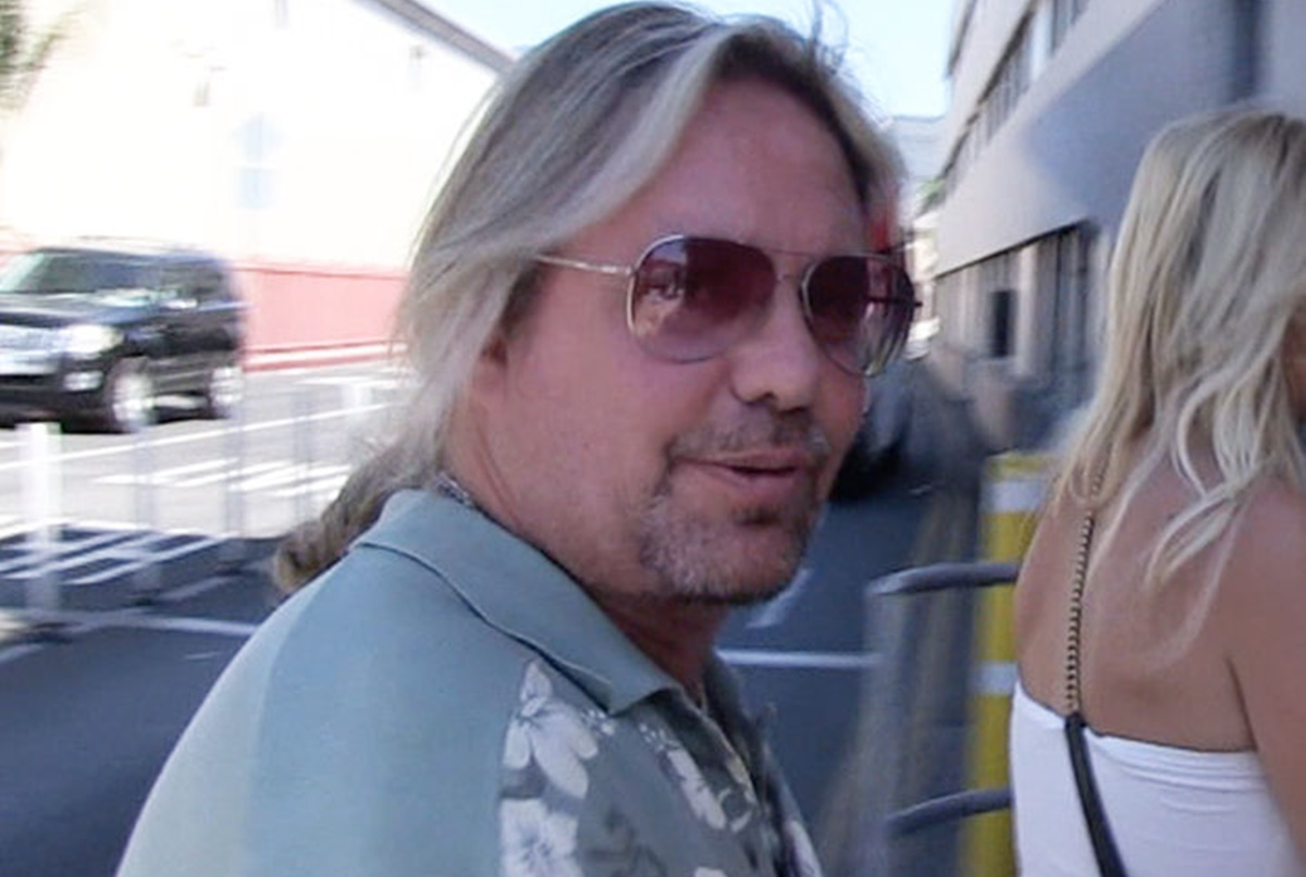 Vince Neil Sued For Assault For Beating A Woman