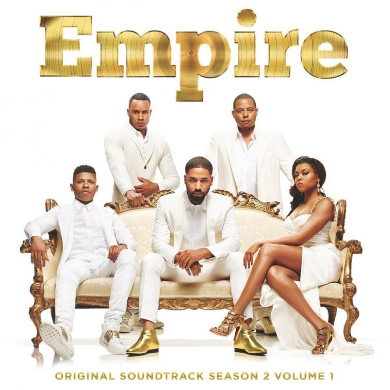 Bring The Lyon Family Home with Empire Season 2 on DVD