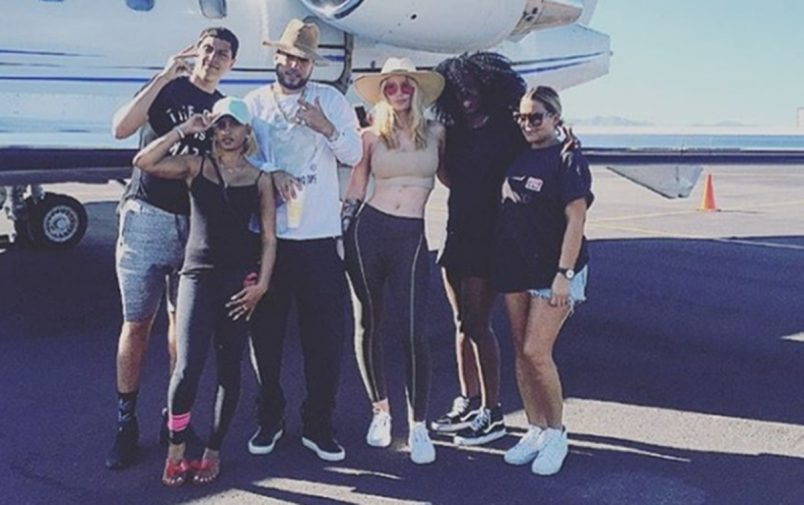 Iggy Azalea + French Montana Romance Heads to Mexico