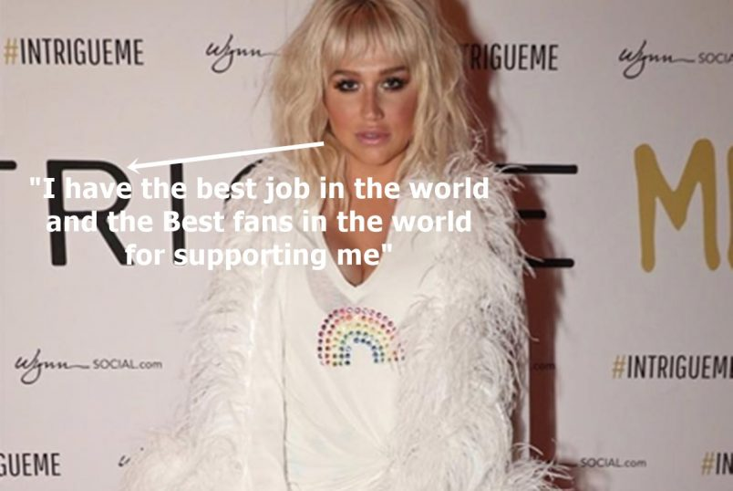 Kesha Drops Lawsuit Against Dr. Luke in California
