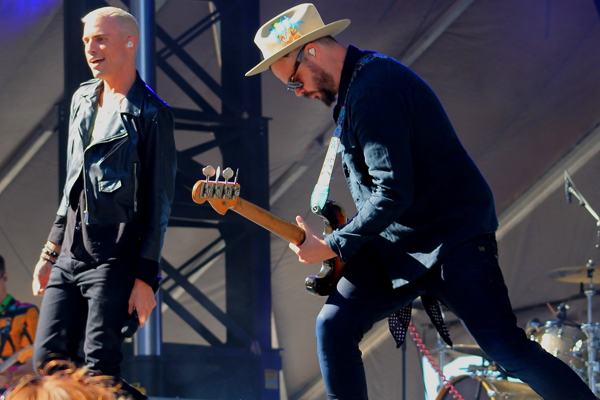 PHOTOS: Young The Giant, Neon Trees + Spoon at KAABOO Del Mar