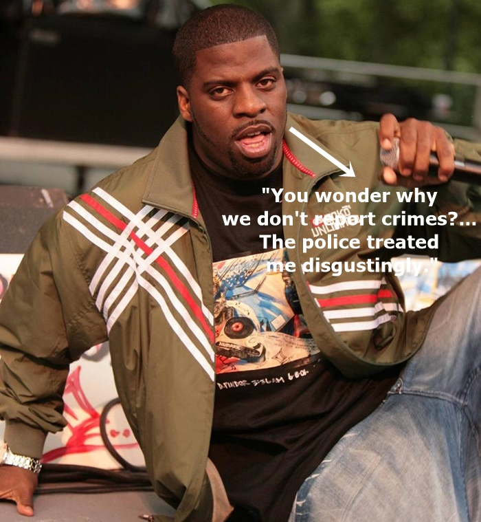 Rhymefest Robbed At Gunpoint; Police Refuse To Help