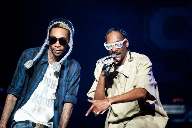 Snoop Dogg + Wiz Khalifa SLAPPED With Hefty Lawsuit