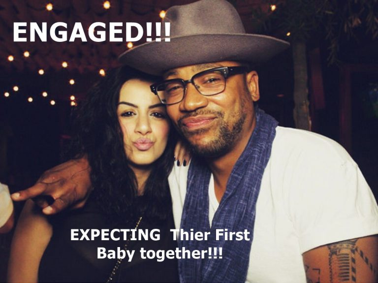Columbus Short Engaged + Becoming A Dad