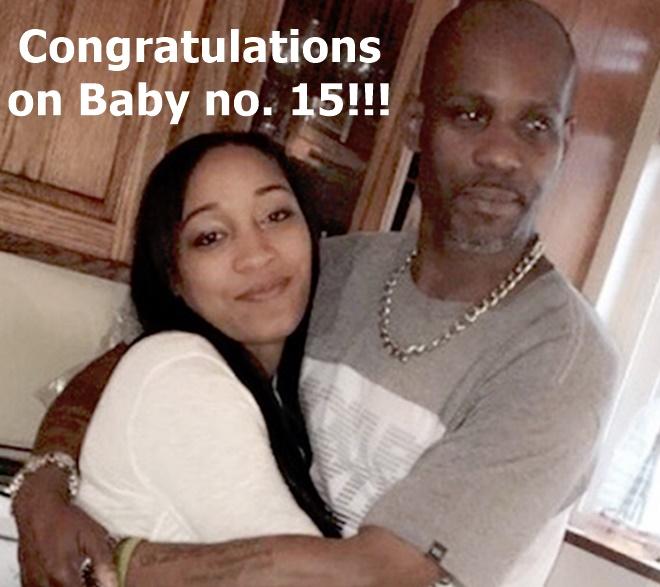 CelebNMusic24-7 — DMX Welcomes Baby Number 15